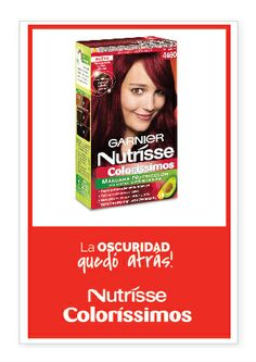 COLORISSIMOS BORGONA4460 -   Vas a encontrar consejos de coloración, salud y belleza para estar siempre radiante.   http://www.garnierargentina.com.ar  https://www.facebook.com/GarnierArgentina