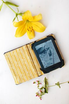 DIY E-reader Cover