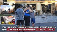 Desperate calls to save those trapped by fire, but emergency alert syste...