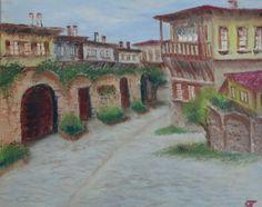 Street in old Sozopol