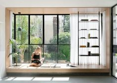 7 Spiritual Cool Tricks: Minimalist Home Design Clothes Racks minimalist living room apartment kids.Rustic Minimalist Home Bathroom Sinks modern minimalist kitchen storage.Extreme Minimalist Home Ideas. Minimalist Interior, Minimalist Decor, Modern Minimalist, Minimalist Window, Minimalist Kitchen, Minimalist Living, Minimalist Bedroom, Open Plan Apartment, Appartement Design