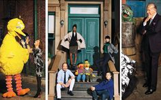 From Sesame Street to Lincoln Center: We Find Fashion Jobs for Muppets