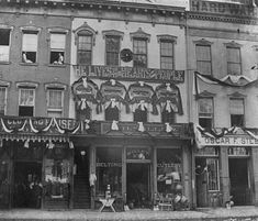 Lincoln and Herndon's Law Office, 1860