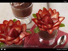 Strawberry Flowers!