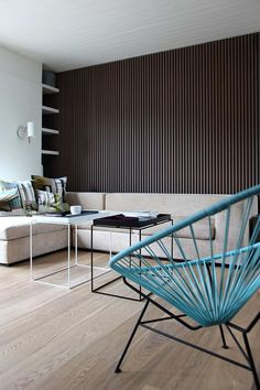 Hotel and Resort Design, Couple Table In Modern Living Room White And Dark Shades Of Brown: Perfect Styling  Lycabettus Penthouse by Ese Stu...