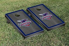 Shenandoah Hornets Cornhole Game Set Onyx Stained Border Version >>> Check this awesome product by going to the link at the image.