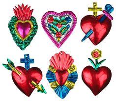 Modelos de corazones