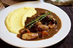 hovezi_po_burgundsku_recept_16 Beef, Food, Meat, Eten, Ox, Ground Beef, Meals, Steak, Diet
