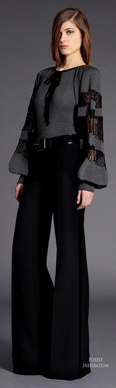 Andrew Gn PF2012 Women's Fashion RTW | Purely Inspiration