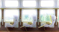 Traveling accommodations just keep getting better and better! British designer Christopher Jenner seems to believe that when we venture to a new part of th
