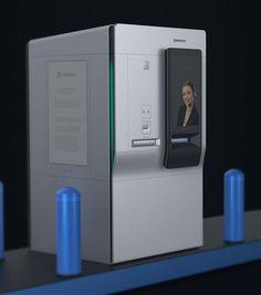 方体大件设备弯线机 - 大件设备 - Industrial Machine, Vending Machines, Machine Design, Industrial Design, Detail, Water, Gripe Water, Industrial By Design, Vending Machine