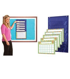 Weekly Organizer Pocket Chart