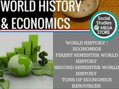 World History First Semester Giant Bundle of 75 Lessons 10th Grade **PLEASE READ**:  I am either going to mail out a thumb drive or I will give you al ink to download immediately through google drive. Please email me to tell you which one you prefer. The snail mail takes 5 days and I will provide tracking where as the google drive will be instant. (the mailing option is going to cost $10.50, $8.00 for thumb drive and $2.50 for shipping) Email: hwork50@gmail.com THE FIRST SEMESTER OF WORLD…