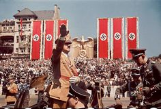Adolf Hitler took in some of the evilest man in the country and gave them unprecedented power. Here are some Nazis, the worst of the worst.