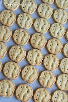 Trefoils cookies recipe