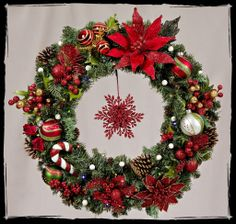 40 Best Battery Operated Christmas Wreath Images In 2013 Lighted