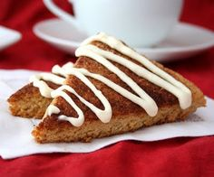 Low Carb Gluten Free Cinnamon Roll Scones - All Day I Dream About Food