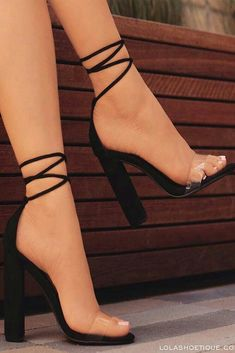 Prom shoes Shoes Oxford shoes heels Black strappy heels Prom heels Black strappy high heels - 44 Incredible Sporty High Heel Ideas On the other you're discover stompy cowboy boots The silver a - Source by kalyanhans Black Strappy High Heels, Lace Up Heels, Stiletto Heels, Black Prom Heels, Shoes Heels Black, High Heels For Prom, Silver High Heels, Cute Heels, Vintage Mode