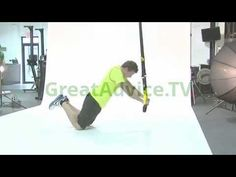 #TRX Ab Roll Out. Very Good For Your Core http://GreatAdvice.TV