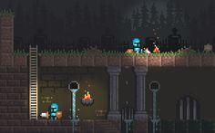 Titan's Battle (Temp Name) - Movement Prototype added.