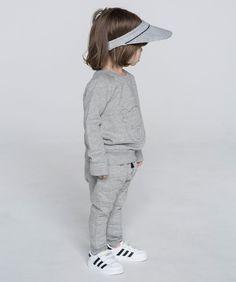 a5709ca57532 stitched hux bear fleece sweatshirt Pantalons Pour Enfants, Usure  D enfants, Mode Garçon