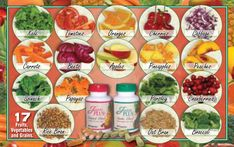 Would never be without my juice plus capsules, 26 fruits, veg & berries, daily :)