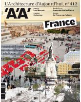 NEW ISSUE L'ARCHITECTURE D'AUJOURD'HUI MAY 2016 PRINT ARRIVED 23.5.16