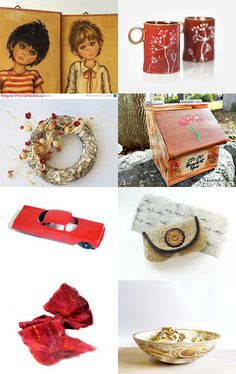 November Favorites by Whimsy at WhimsicalEverAfter on Etsy