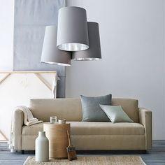Denne er fra West Elm. Klassisk. Enkel. Lampeklasen er også flott, synes jeg. Har omtalt den og flere WE-lamper her.