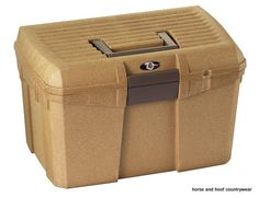 Plastica Panaro Eco Tack Box An Eco Tack Box made out of real wood chip and polypropylene Smells like real wood and is environmentally friendly.