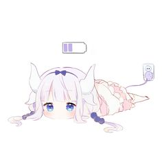 Kanna | Kobayashi-san Chi no Maid Dragon