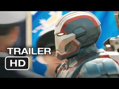 Iron Man 3 Official Trailer (2013) Marvel Movie HD