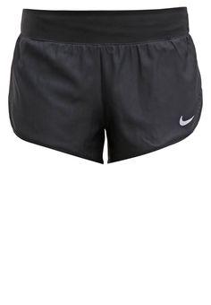 Nike Performance ACE - kurze Sporthose - noir / blanc - Zalando.de