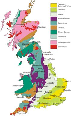 Interactive UK Map of geologic time eras of exposed base rock (Thanks @marshahopkins2)