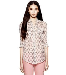 Tory Burch - EVELIN SHIRT $275.00