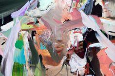 Cecily Brown - Bandit, 2010 [detail]