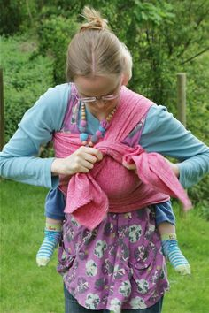 Slinging Joey: Tutorial: Double Hammock Rebozo