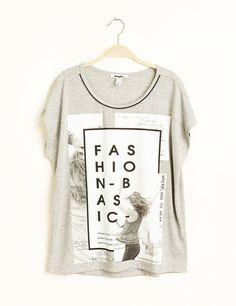 Tee-shirt imprimé coupe loose gris chiné - http://www.jennyfer.com/fr-fr/collection/tops-et-tee-shirts/tee-shirt-imprime-coupe-loose-gris-chine-10007739076.html