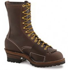 Equestrian fashion for Women - Outdoor Click West Coast Shoes, Mens Boots Fashion, Aw18 Fashion, Waterproof Steel Toe Boots, Logger Boots, Shoe Tree, Shoe Company, Designer Boots, Equestrian Style