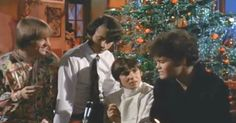 This Festive Song From The Monkees Will Soothe All Your Holiday Stress via LittleThings.com