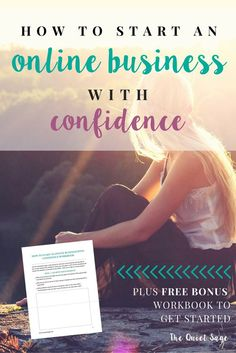 Are you a stay-at-home mom who has dreamed of starting your own online business? Click through to read how to get started with an online business by working through five simple steps. Plus grab your FREE bonus workbook to work through the exercises!