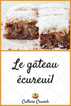Bon Dessert, Crunch, Tiramisu, Biscuits, Recipies, Butter, Cake, Ethnic Recipes, Autumn