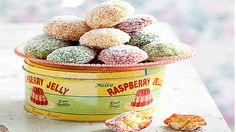 Rainbow jelly cakes :: Australian Women's Weekly Mobile