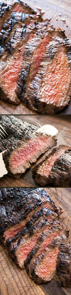 grilled marinated flank steak grilled marinated flank steak a melt in ...