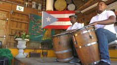 Millennials look to traditional music to help preserve Puerto Rican culture