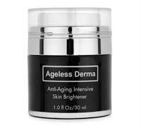 Sarah Sequins: REVIEW: Ageless Derma Face Brightening Cream. Please be sure to stop by, even if its just to say hi!!!