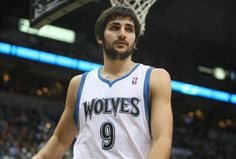 """RICARD """"RICKY"""" RUBIO I VIVES is a Spanish professional basketball player for the Minnesota Timberwolves of the National Basketball Association. Rubio became the youngest player ever to play in the Spanish ACB League on October 15, 2005, at age 14. Wikipedia              Born: October 21, 1990 (age 22), El Masnou    Height: 6' 4"""" (1.93 m)    Salary: 3.48 million USD (2012)    Siblings: Marc Rubio, Laia Rubio    Nicknames: Chicho Terremoto, La Pistola    Parents: Esteve Rubio, Tona Vives"""