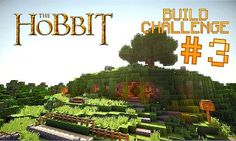 Bag End – The Hobbit Minecraft World Save