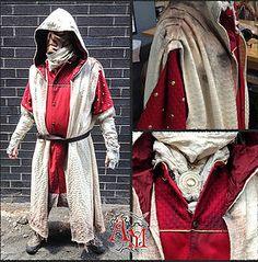 Priest outfit - Arbre Mécanique