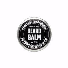 Balsam do brody Original Damn Good Soap Company #beard #beardcare #BeardManPL